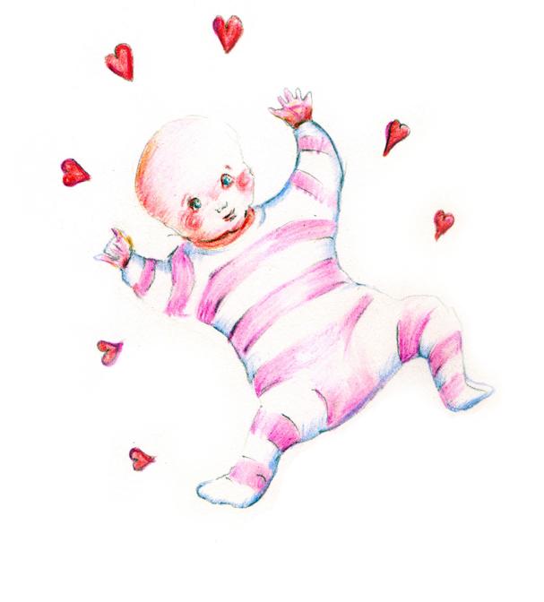 baby by Amanda Jane Fletcher